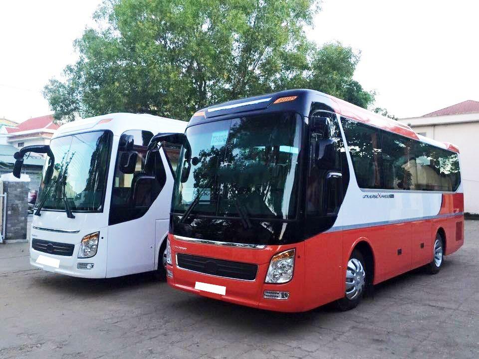 Cho thuê xe du lịch tại Cao Lãnh