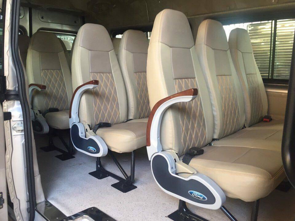 Dịch vụ thuê xe 16 chỗ tại Tiền Giang