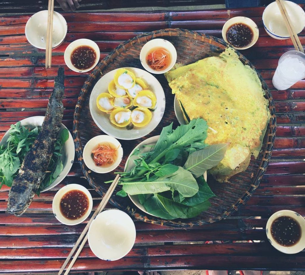 Ăn gì khi du lịch Cao Lãnh