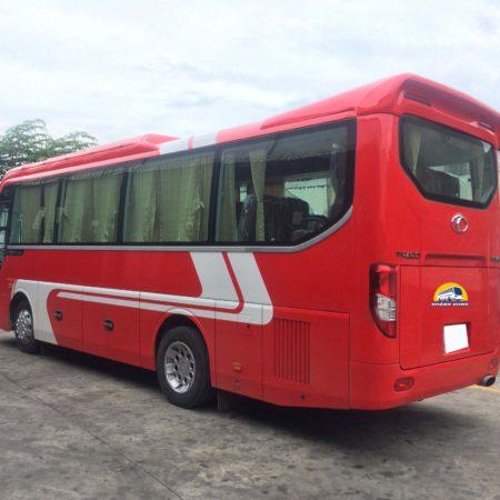 Dịch vụ cho thuê xe du lịch tại Lai Vung