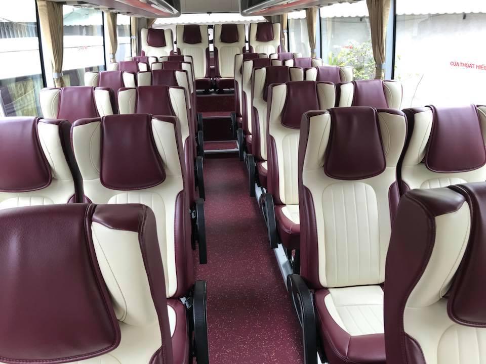 Thuê xe du lịch 29 chỗ tại Tiền Giang