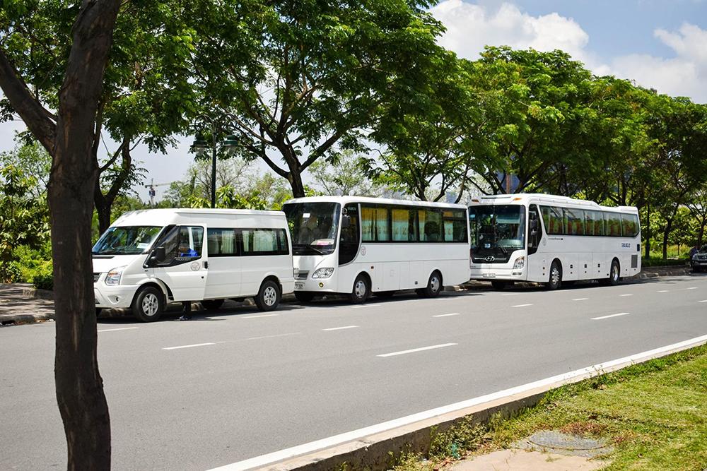cho thuê xe du lịch tại Châu Thành giá rẻ
