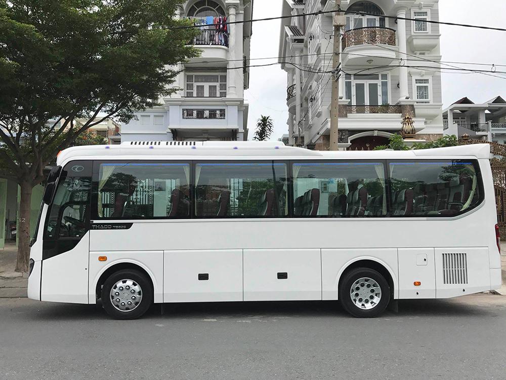 thuê xe 29 chỗ tại Tiền Giang giá rẻ