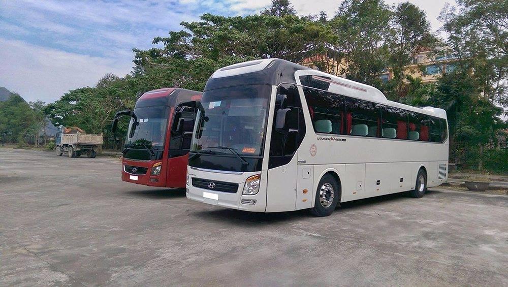 Cho thuê xe du lịch tại huyện Tân Trụ