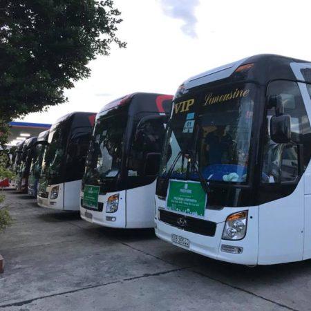 Cho thuê xe 45 chỗ tại Bình Tân giá rẻ