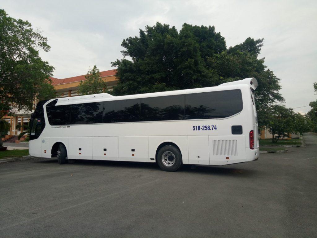 Dịch vụ cho thuê xe 45 chỗ tại Bình Tân
