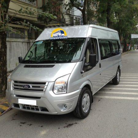 Dịch vụ cho thuê xe du lịch tại Tân Hưng