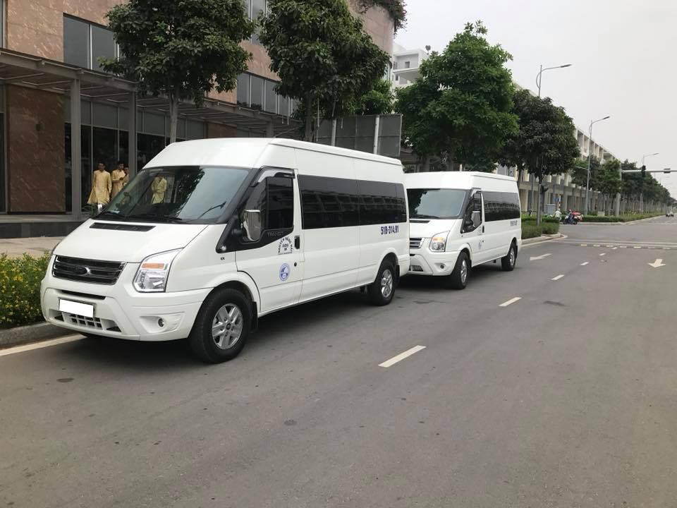 Cho thuê xe du lịch tại Thạnh Phú tỉnh Bến Tre