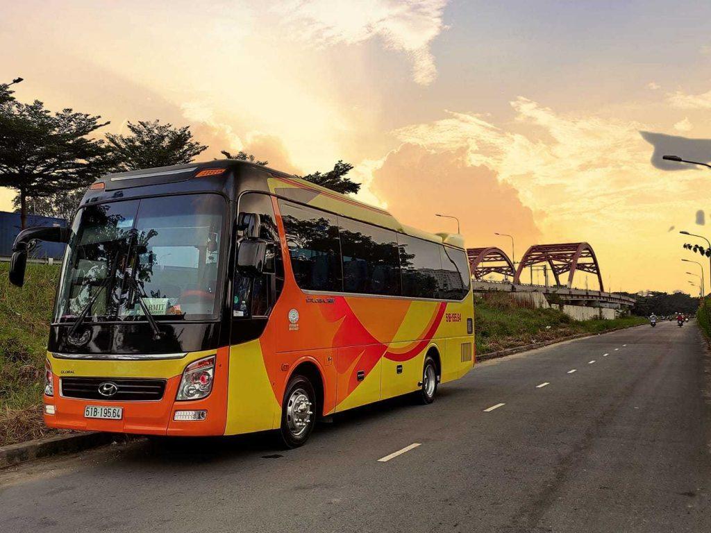 Thuê xe 29 chỗ đi Ninh Thuận