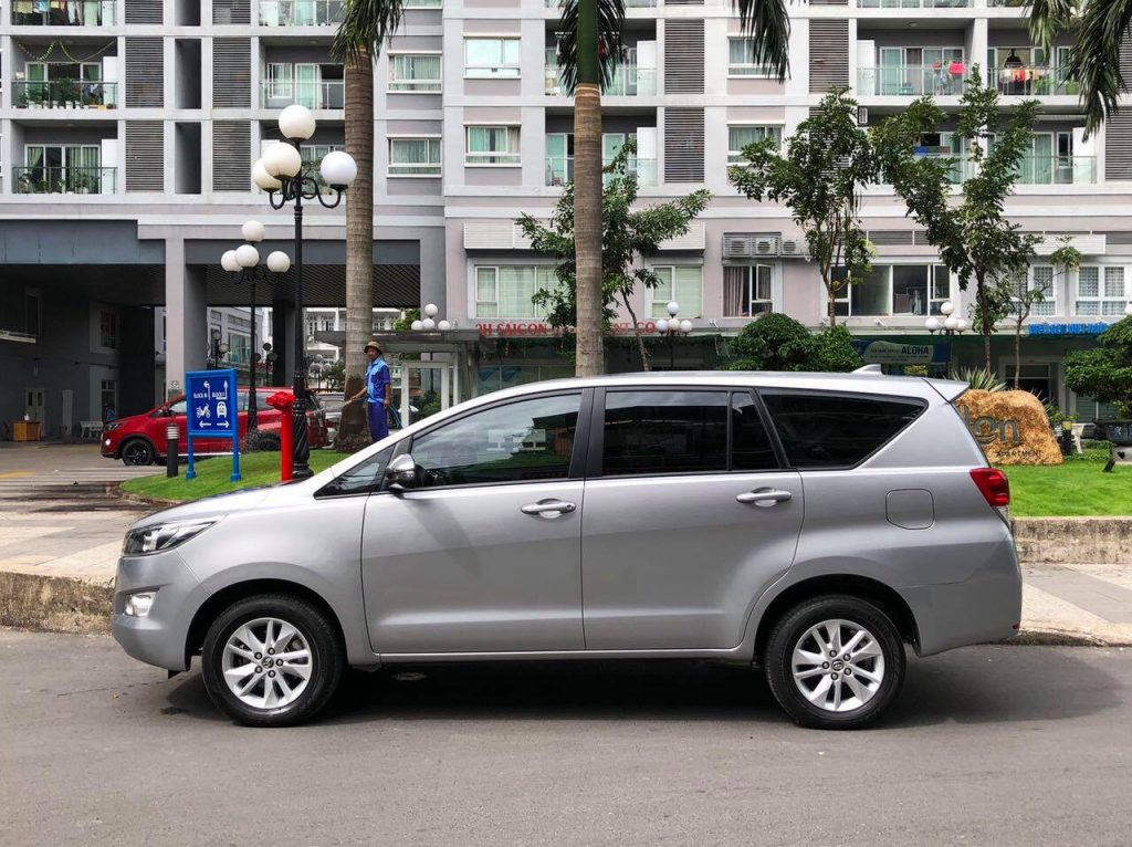 Thuê xe 7 chỗ đi Ninh Thuận