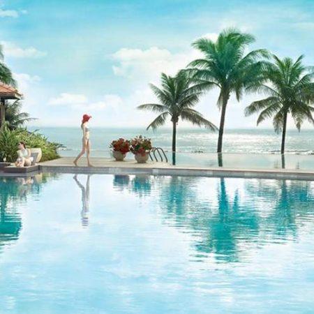 resort hồ cốc