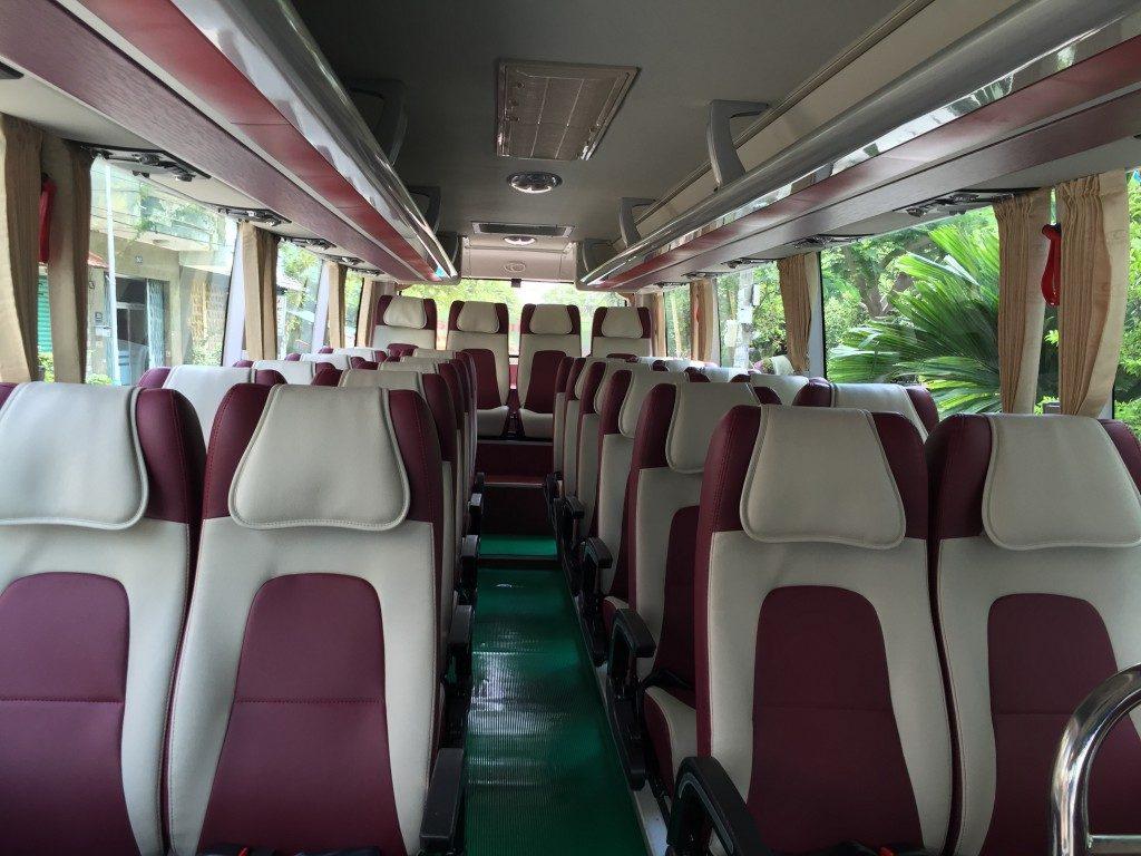 thuê xe khách Đồng Tháp