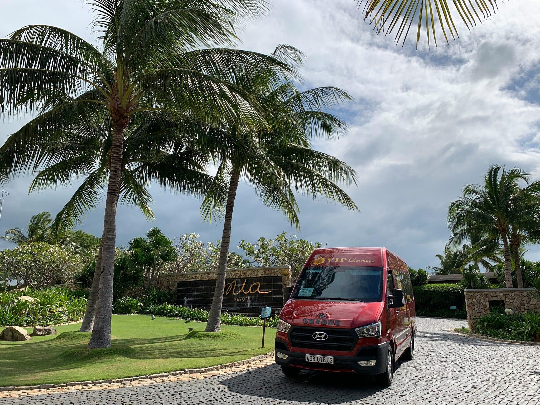 Cho thuê xe du lịch giá rẻ tại TPHCM
