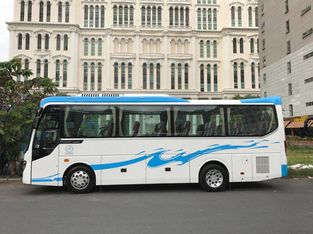 cho thuê xe du lịch tại Hồ Chí Minh