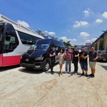 Công ty cho thuê xe du lịch tại Sài Gòn giá rẻ