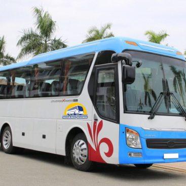 Dịch vụ cho thuê xe du lịch tại Sa Đéc giá rẻ
