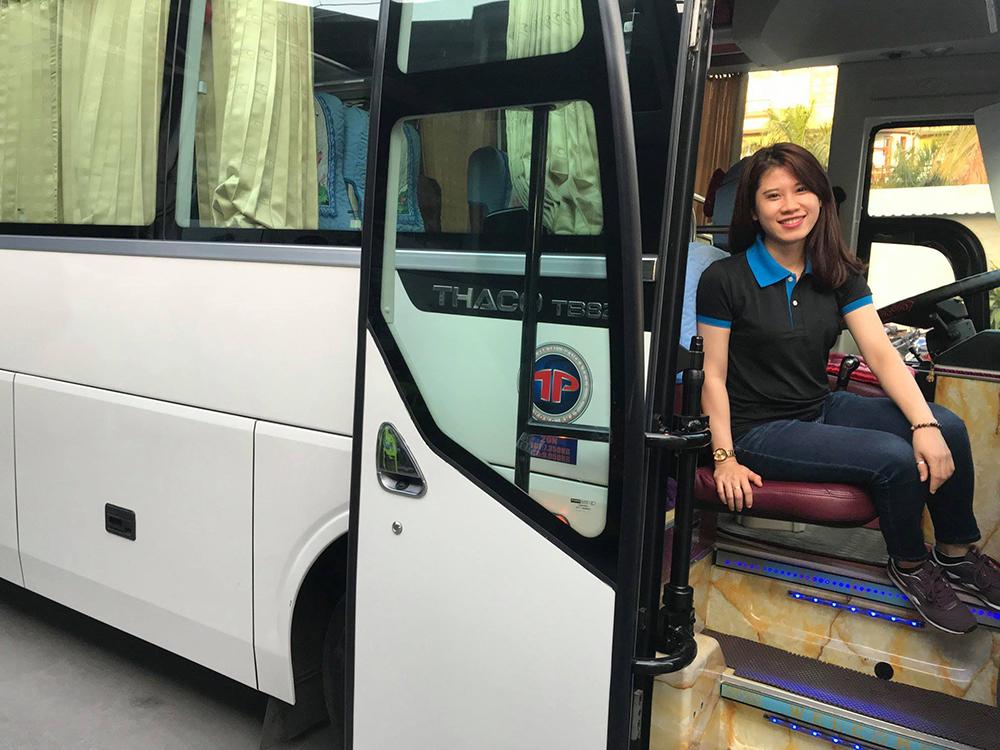 Dịch vụ cho thuê xe 30 chỗ tại TPHCM