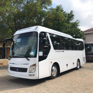 Cho thuê xe du lịch 29 chỗ tại TPHCM giá rẻ