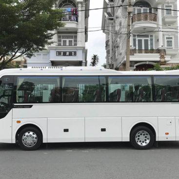 Dịch vụ cho thuê xe 29 chỗ tại Tiền Giang giá rẻ