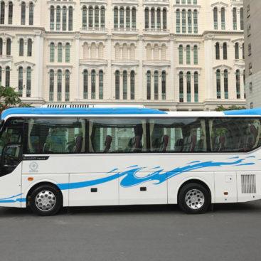 Cho thuê xe du lịch tại Mỏ Cày tỉnh Bến Tre