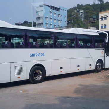 Dịch vụ cho thuê xe 45 chỗ tại quận Gò Vấp