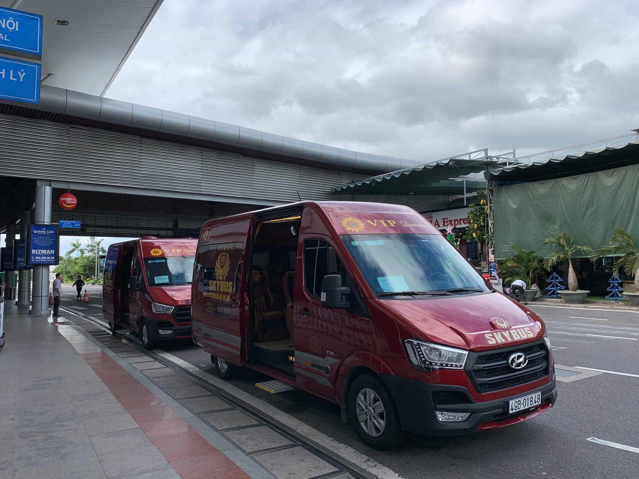 Cho thuê xe 16 chỗ tại Sài Gòn