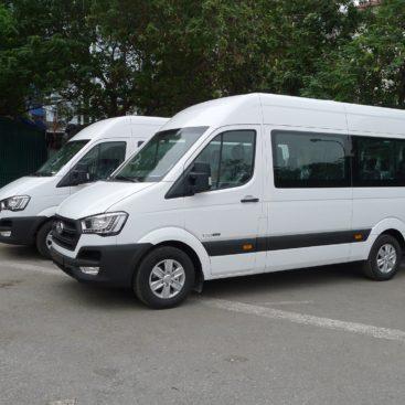 Dịch vụ cho thuê xe du lịch 16 chỗ tại TPHCM giá rẻ