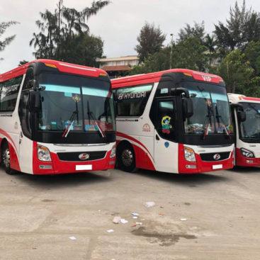 Cho thuê xe du lịch tại Bình Đại tỉnh Bến Tre