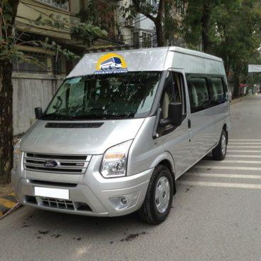 Cho thuê xe du lịch tại Tân Hưng tỉnh Long An