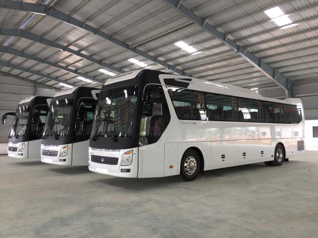 Thuê xe 45 chỗ tại quận Bình Tân