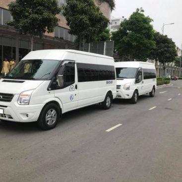 Cho thuê xe du lịch tại Chợ Lách tỉnh Bến Tre