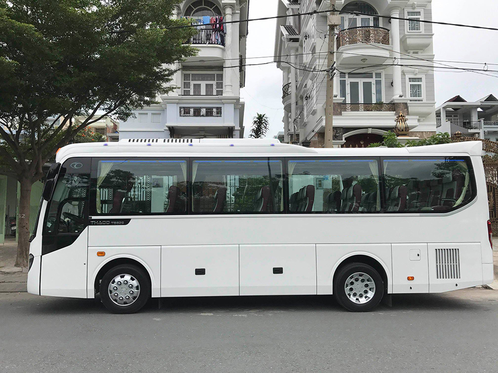 Cho thuê xe Thaco 35 chỗ tại TPHCM