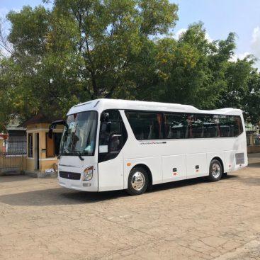 Cho thuê xe du lịch 35 chỗ tại TPHCM giá rẻ