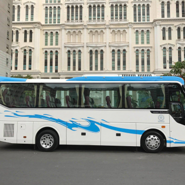 Dịch vụ cho thuê xe du lịch tại Tân Phú Đông giá rẻ