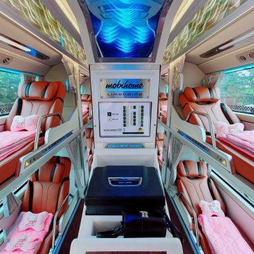 Cho thuê xe giường nằm tại TPHCM 29, 35, 45, 50 chỗ giá rẻ