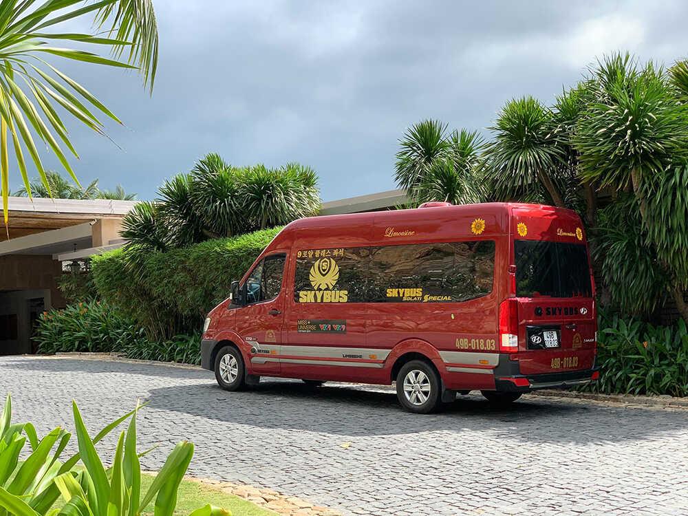 dịch vụ xe limousine