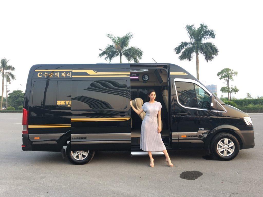 thuê xe limousine đi Hồ Tràm Hồ Cốc
