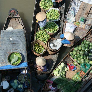 Dịch vụ cho thuê xe từ Sài Gòn đi Cần Thơ giá rẻ