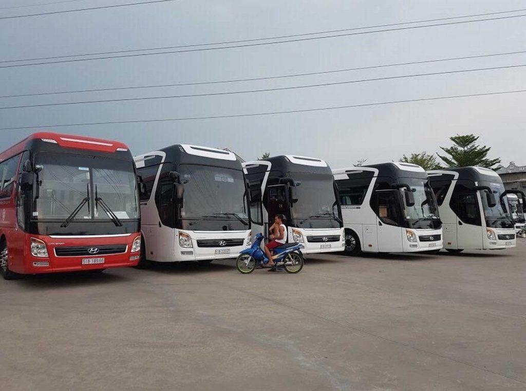 thu xe du lịch đi Đồng Tháp