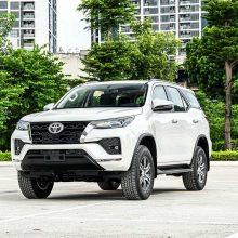 Cho thuê xe Toyota Fortuner 7 chỗ theo tháng tự lái TPHCM